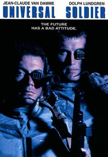Universal Soldier UHD Vudu or 4K iTunes or 4K Google Play Digital Code