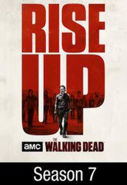 The Walking Dead Season 7 Vudu HDX or Google Play HD Code (16 Episodes)