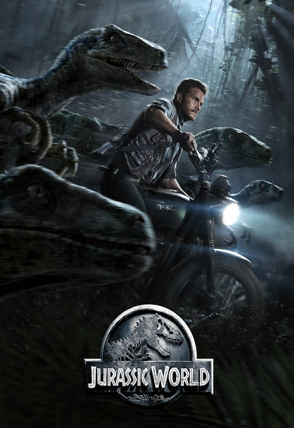 Jurassic World HD Digital Code (2015) (Redeems in Movies Anywhere; HDX Vudu & HD iTunes & HD Google Play Transfer From Movies Anywhere)