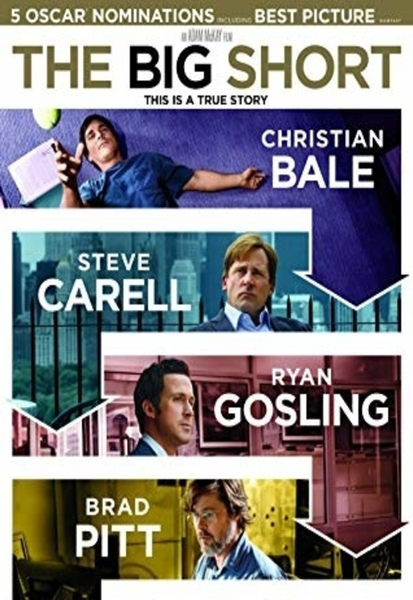 The Big Short iTunes HD Code