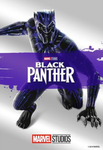 Black Panther HD Digital Code (Redeems in Movies Anywhere; HDX Vudu & HD iTunes & HD Google Play Transfer From Movies Anywhere) (Full Code, No Disney Insiders Points)