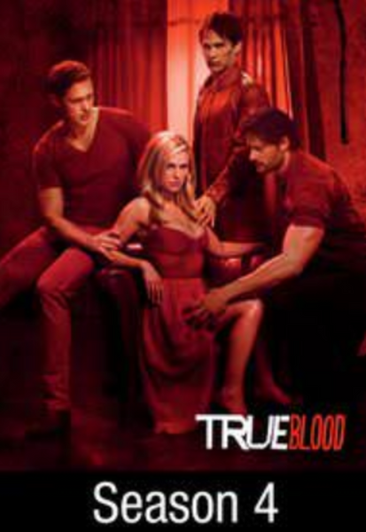 True Blood Season 4 iTunes HD Digital Code (12 Episodes)