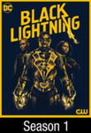 Black Lightning Season 1 Vudu HDX Digital Code (13 Episodes)