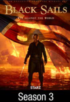 Black Sails Season 3 Vudu HDX Digital Code (10 Episodes)