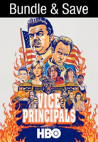 Vice Principals: The Complete Series - Seasons 1 and 2 iTunes HD Digital Code (18 Episodes, 2 Seasons, 1 Code)