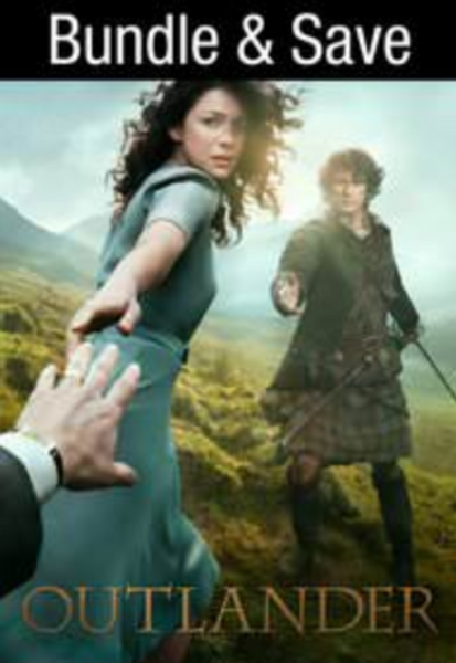 Outlander Season 1 Vudu HDX Digital Code (16 Episodes, 1 Code)