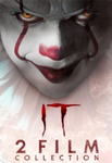 IT 2-Film Collection 4K Digital Codes (Redeems in Movies Anywhere; UHD Vudu & 4K iTunes & 4K Google Play Transfer From Movies Anywhere) (2 Movies, 2 Codes)