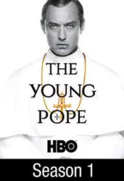 The Young Pope Season 1 Google Play HD Digital Code (10 Episodes)