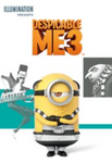 Despicable Me 3 HD Digital Code (Redeems in Movies Anywhere; HDX Vudu & HD iTunes & HD Google Play Transfer From Movies Anywhere)