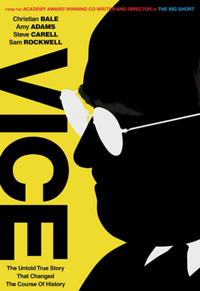 Vice HD Digital Code (Redeems in Movies Anywhere; HDX Vudu & HD iTunes & HD Google Play Transfer From Movies Anywhere)