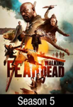 Fear The Walking Dead Season 5 Vudu HDX or Google Play HD Digital Code (16 Episodes)