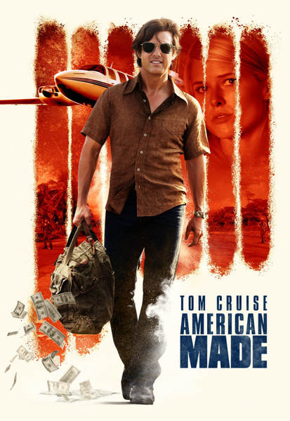 American Made Vudu HDX or iTunes HD or Google Play HD or Movies Anywhere HD Code (HD iTunes & HD Google Play Transfer From Movies Anywhere)