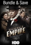 Boardwalk Empire Complete Series iTunes HD Digital Code (56 Episodes, 5 Seasons, 1 Code)