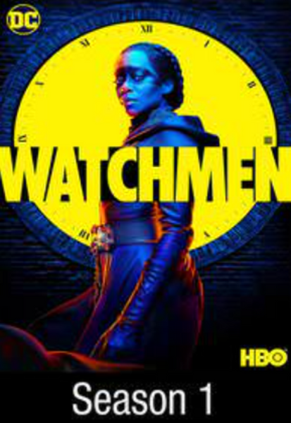 Watchmen: Season 1 Vudu HDX Digital Code (9 Episode Limited Series)