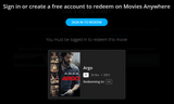 Argo (Theatrical Version) 4K Digital Code (Redeems in Movies Anywhere; UHD Vudu & 4K iTunes & 4K Google Play Transfer From Movies Anywhere)