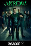 Arrow Season 2 Vudu HDX Digital Code (23 Episodes)