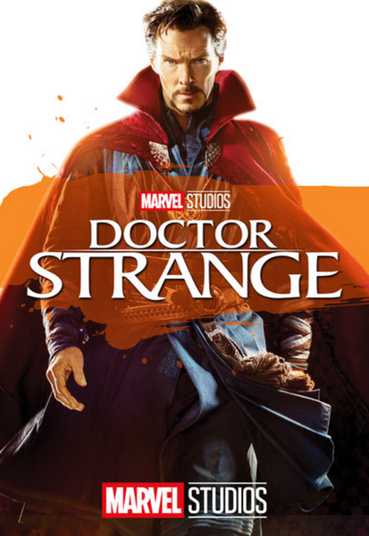 Doctor Strange HD Digital Code (Redeems in Movies Anywhere; HDX Vudu & HD iTunes & HD Google Play Transfer From Movies Anywhere) (Full Code, No Disney Insiders Points)