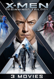 X-Men: The Beginnings Trilogy Vudu HDX or iTunes HD or Google Play HD or Movies Anywhere HD Code (HD iTunes & HD Google Play Transfer From Movies Anywhere) (3 Movies, 1 Code)