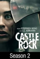 Castle Rock Season 2 Vudu HDX Digital Code (10 Episodes)
