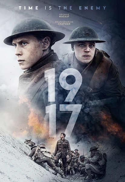 1917 4K Digital Code (Redeems in Movies Anywhere; UHD Vudu & 4K iTunes & 4K Google Play Transfer From Movies Anywhere)