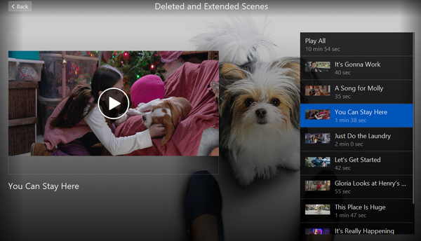 A Dog's Journey Vudu HDX or iTunes HD or Google Play HD or