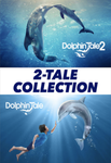 Dolphin Tale 2-Movie Collection HD Digital Codes (Redeems in Movies Anywhere; HDX Vudu & HD iTunes & HD Google Play Transfer From Movies Anywhere) (2 Movies, 2 Codes)