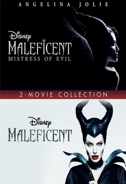 Maleficent 2-Movie Collection HD Digital Codes (Redeems in Movies Anywhere; HDX Vudu & HD iTunes & HD Google Play Transfer From Movies Anywhere) (Full Codes, No Disney Insiders Points) (2 Movies, 2 Codes)