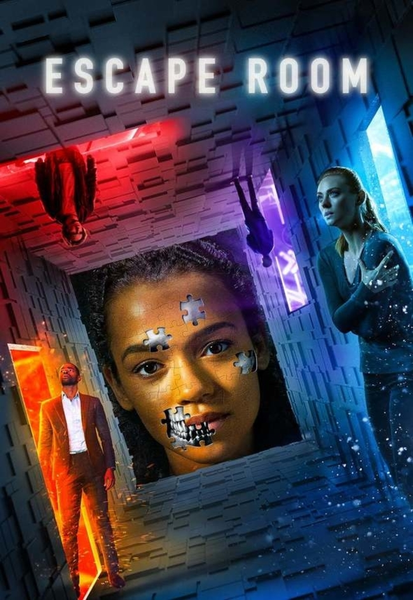 Escape Room (2019) Vudu SD or iTunes SD or Google Play SD or Movies Anywhere SD Code (SD iTunes & SD Google Play Transfer From Movies Anywhere) (THIS IS A STANDARD DEFINITION [SD] CODE)