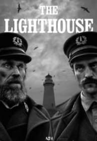 The Lighthouse (2019) Vudu HDX or Google Play HD Digital Code