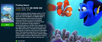 Finding Nemo & Finding Dory 2-Movie Collection HD Digital Codes (Redeems in Movies Anywhere; HDX Vudu & HD iTunes & HD Google Play Transfer From Movies Anywhere) (Full Codes, No Disney Insiders Points) (2 Movies, 2 Codes)