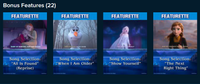 Frozen 2-Movie Collection 4K Digital Codes (Redeems in Movies Anywhere; UHD Vudu & 4K GP & HD iTunes Transfer From MA) (NO 4K ITUNES) (Full Codes, No Disney Insiders Points) (2 Movies, 2 Codes)
