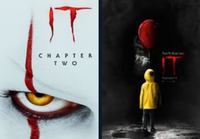 IT 2-Film Collection HD Digital Codes (Redeems in Movies Anywhere; HDX Vudu & HD iTunes & HD Google Play Transfer From Movies Anywhere) (2 Movies, 2 Codes)