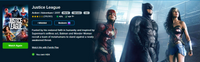Justice League HD Digital Code (Redeems in Movies Anywhere; HDX Vudu & HD iTunes & HD Google Play Transfer From Movies Anywhere)