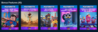 The LEGO Movie 2: The Second Part Vudu HDX or iTunes HD or Google Play HD or Movies Anywhere HD Code (HD iTunes & HD Google Play Transfer From Movies Anywhere)