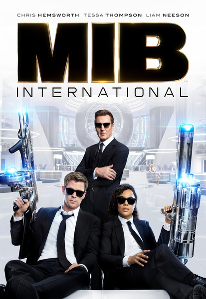 Men in Black: International Vudu HDX or iTunes HD or Google Play HD or Movies Anywhere HD Code (HD iTunes & HD Google Play Transfer From Movies Anywhere)