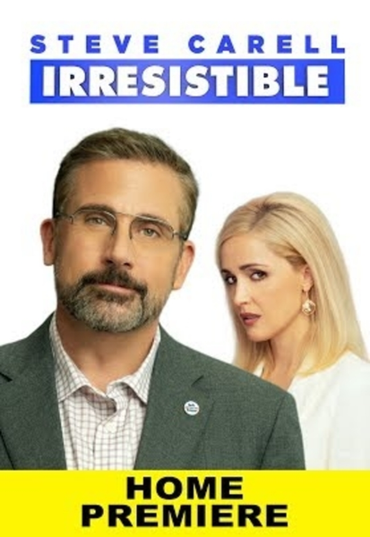 Irresistible (2020) HD Digital Code (Redeems in Movies Anywhere; HDX Vudu & HD iTunes & HD Google Play Transfer From Movies Anywhere)