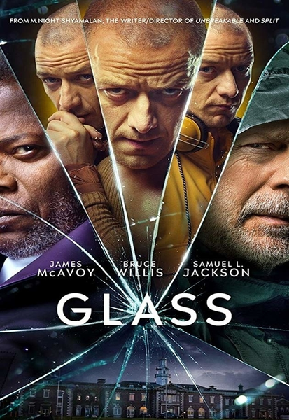 Glass HD Digital Code (Redeems in Movies Anywhere; HDX Vudu & HD iTunes & HD Google Play Transfer From Movies Anywhere)