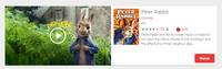 Peter Rabbit (2018) SD Digital Code (Redeems in Movies Anywhere; SD Vudu & SD iTunes & SD Google Play Transfer From Movies Anywhere) (THIS IS A STANDARD DEFINITION [SD] CODE)