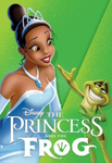 The Princess and the Frog 4K Digital Code (Redeems in Movies Anywhere; UHD Vudu & 4K Google Play & HD iTunes Transfer From Movies Anywhere) (NO 4K ITUNES) (Full Code, No Disney Insiders Points)