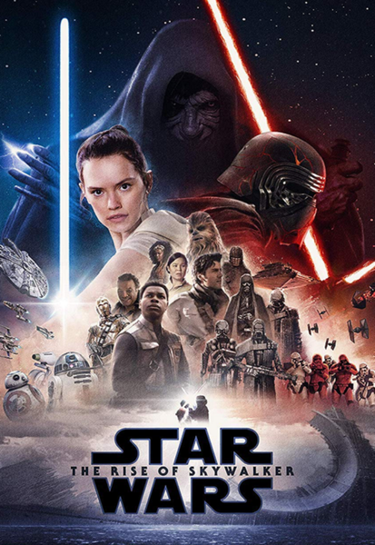 Star Wars: Episode IX - The Rise of Skywalker HD Digital Code (Redeems in Movies Anywhere; HDX Vudu & HD iTunes & HD Google Play Transfer From Movies Anywhere) (Full Code, No Disney Insiders Points)