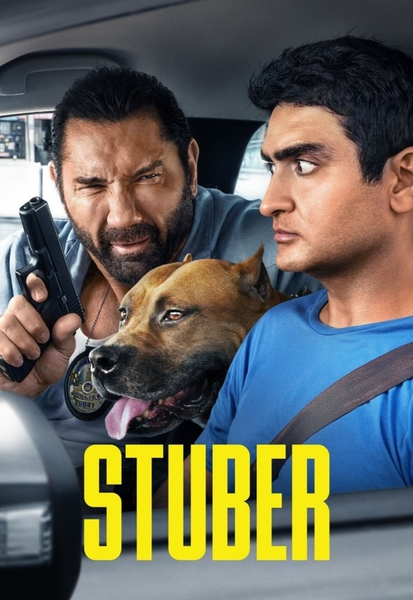 Stuber HD Digital Code (Redeems in Movies Anywhere; HDX Vudu & HD iTunes & HD Google Play Transfer From Movies Anywhere)