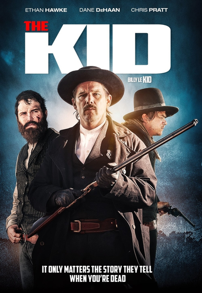 The Kid (2019) iTunes 4K or Vudu HDX or Google Play HD Code