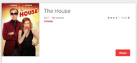 The House (2017) HD Digital Code (Redeems in Movies Anywhere; HDX Vudu & HD iTunes & HD Google Play Transfer From Movies Anywhere)