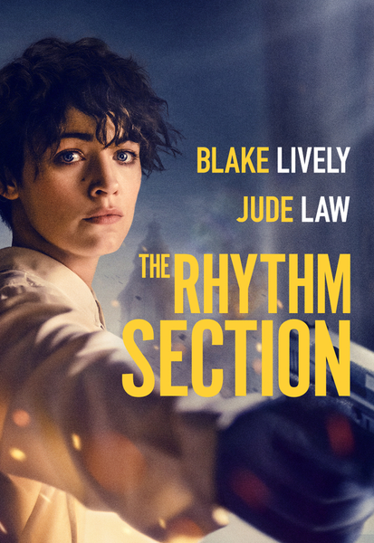 The Rhythm Section iTunes 4K or Vudu HDX Digital Code