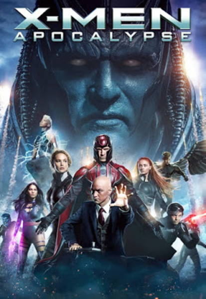 X-Men: Apocalypse iTunes 4K or Vudu HDX or Google Play HD or Movies Anywhere HD Digital Code