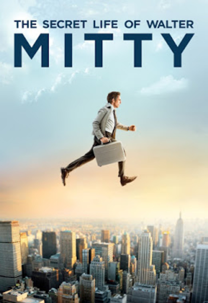The Secret Life of Walter Mitty Vudu HDX or iTunes HD or Google Play HD or Movies Anywhere HD Digital Code