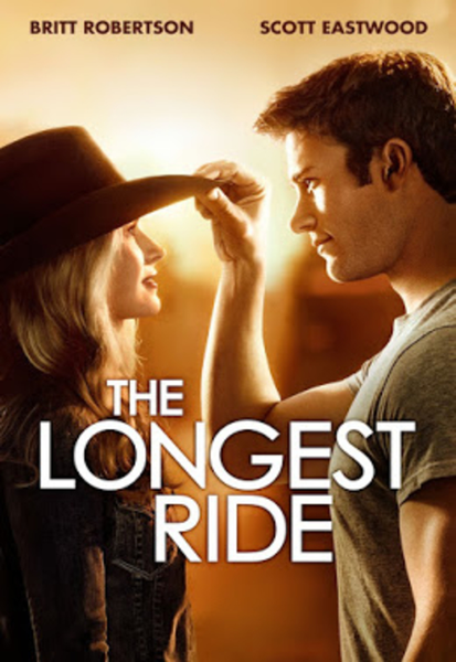 The Longest Ride iTunes 4K or Vudu HDX or Google Play HD or Movies Anywhere HD Digital Code