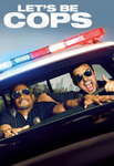 Let's Be Cops iTunes 4K or Vudu HDX or Google Play HD or Movies Anywhere HD Digital Code