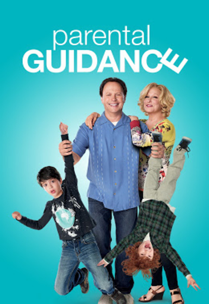Parental Guidance HD Digital Code (Redeems in Movies Anywhere; HDX Vudu & HD iTunes & HD Google Play Transfer From Movies Anywhere)