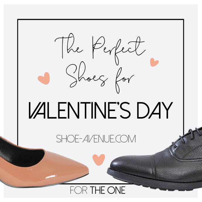 The Perfect Shoes for Valentine's Day
